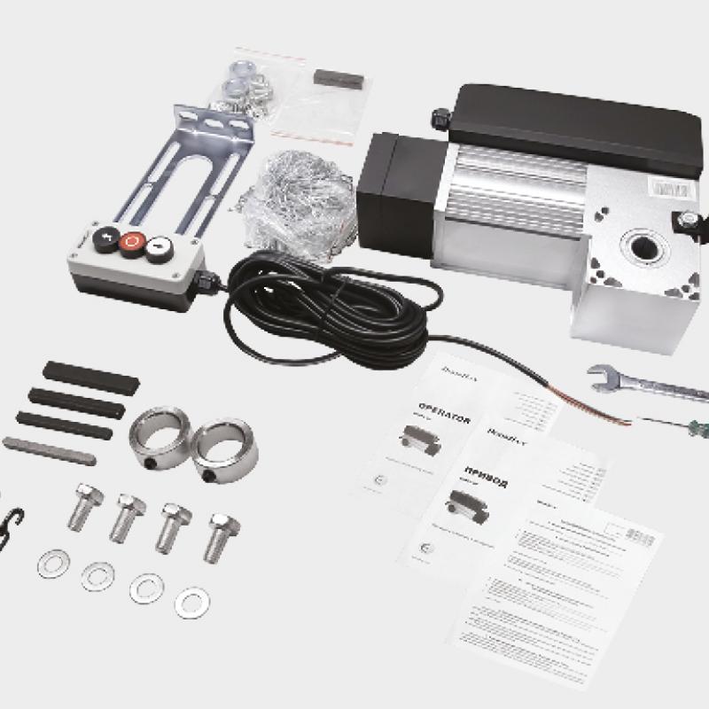 Комплект привода Shaft-30 IP65KIT, вес ворот до 230 кг