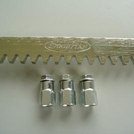 Рейка зубчатая DHRACK 1м 12x30